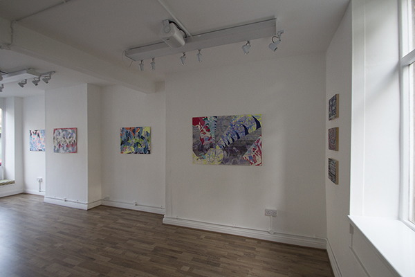 Installation Shot The Studios 3 left from back 72 600